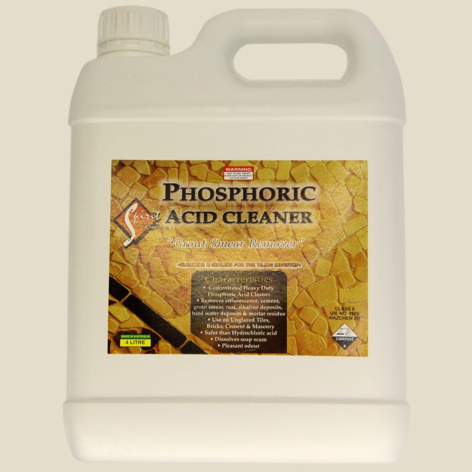 Spirit Marble Amp Tile Care Phosphoric Acid Cleaner 4
